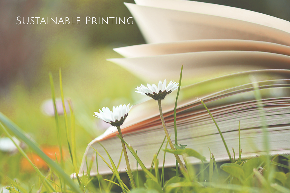 sustainable book printing